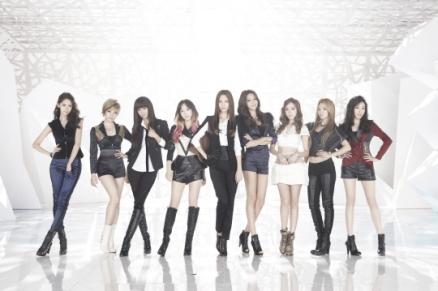 Girls' Generation, The Boys Concept