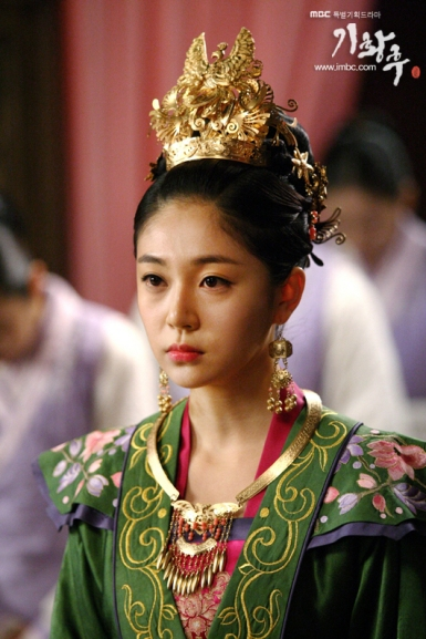 i run this women and the inner court in empress ki and