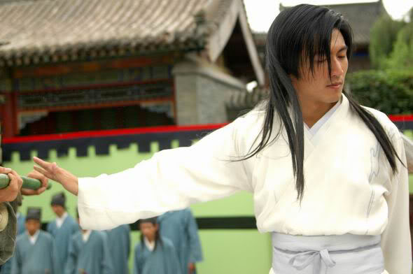 NIcholas Tse as Hua Wuque, The Proud Twins