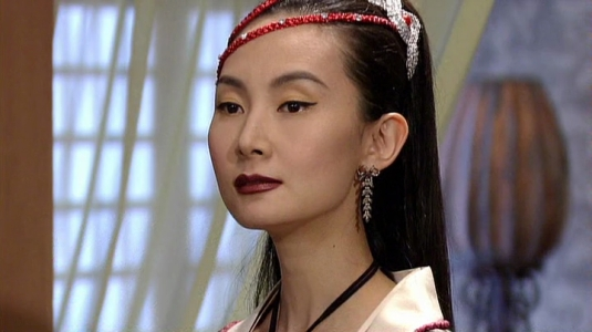 Chae Si Ra in Emperor of the Sea