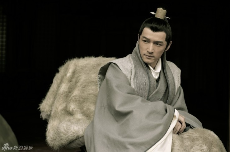 Hu Ge as LIn Shu/Mei Changsu