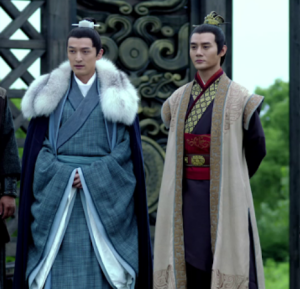 Lin Shu/Mei Changsu and Prince Jing
