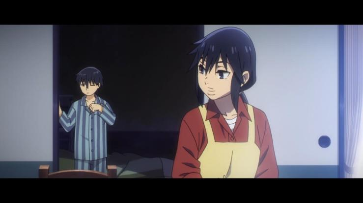 Satoru and Satoru's Mom, Erased