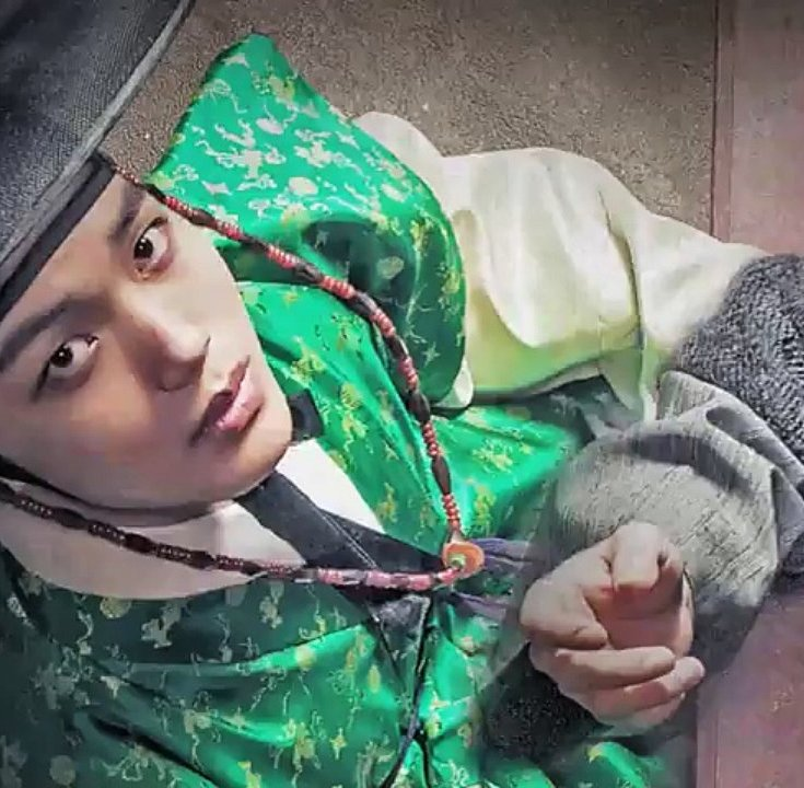 Yeo Jin Goo as Prince Yeoning