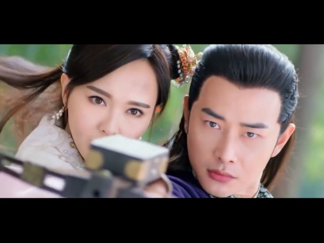 Weiyoung (Tiffany Tang) and Tuoba Jun (Luo Jin), The Princess Weiyoung